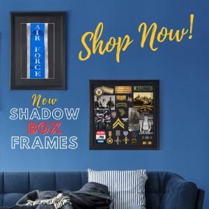 Shop Shadow Box Frames