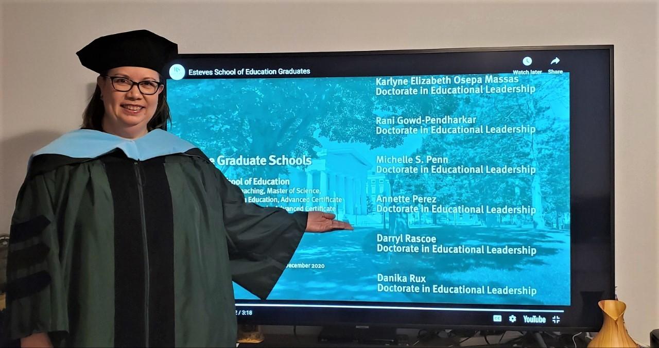 livestream graduation