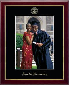 Arcadia University Embossed Photo Frame in Galleria