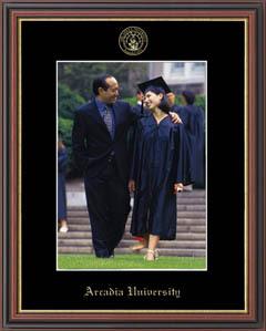 Arcadia University Embossed Photo Frame in Williamsburg