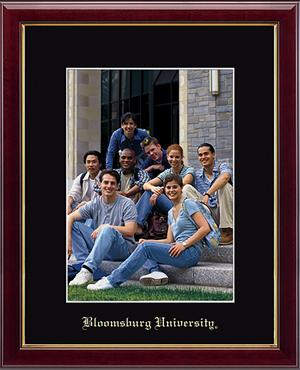 Bloomsburg University Embossed Photo Frame in Galleria