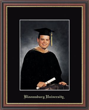 Bloomsburg University Embossed Photo Frame in Williamsburg