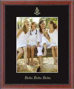 "8""x10"" - Embossed Photo Frame in Signet"