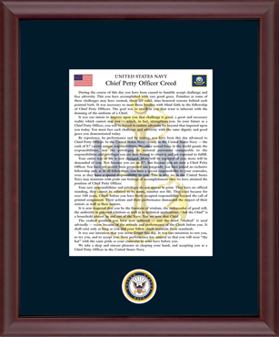 The Chief Petty Officer
