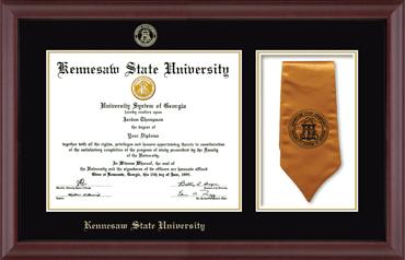 Sash Diploma Frame in Cambridge