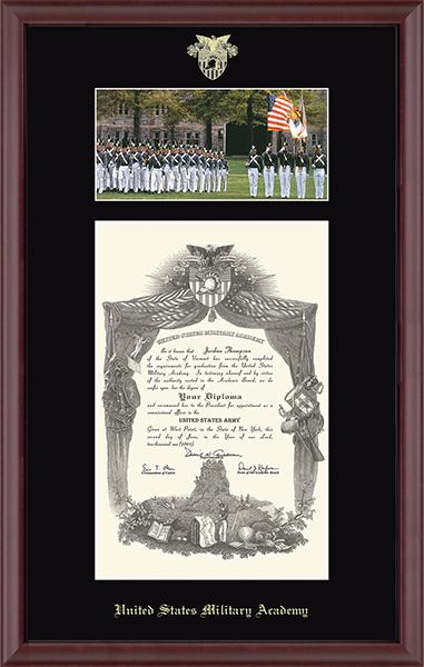 Campus Scene Edition Diploma Frame -