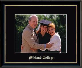 Gold Embossed Photo Frame in Onexa Gold