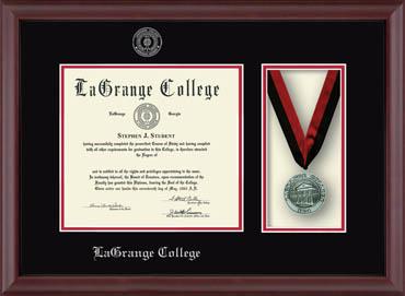 Commemorative Medal Diploma Frame in Cambridge