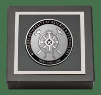 Masterpiece Medallion Paperweight