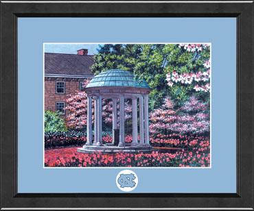 Lasting Memories Fanfare Campus Frame - Old Well in Arena