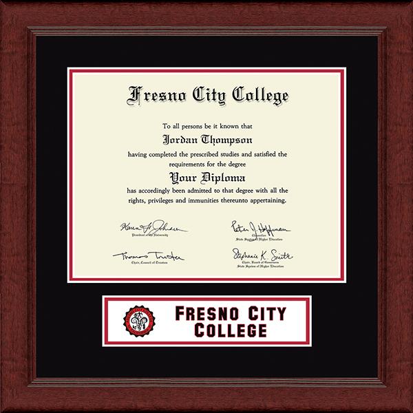 Lasting Memories Banner Diploma Frame in Sierra