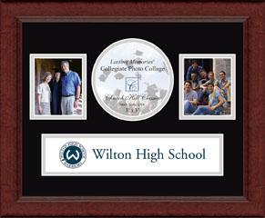 Lasting Memories Banner College Frame in Sierra