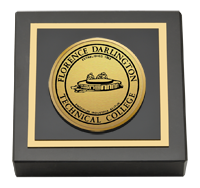 Engraved Medallion Paperweight - Web Only
