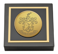 Choate Rosemary Hall Gold Engraved Paperweight