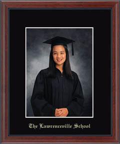 Embossed Photo Frame in Signet
