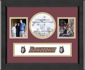 Bloomsburg University Lasting Memories Banner Collage Photo Frame in Arena