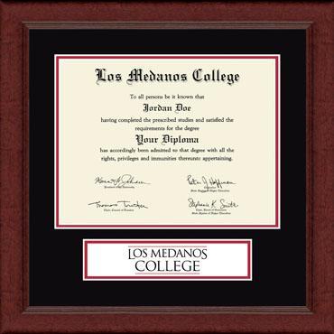 Lasting Memories Diploma Frame in Sierra