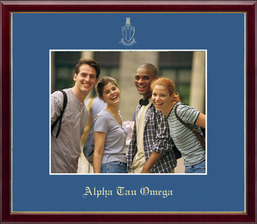 """8"""" x 10"""" - Wall Hanging Embossed Photo Frame in Galleria"""
