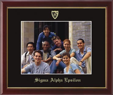 """8"""" x 10"""" -Wall Hanging Embossed Photo Frame in Galleria"""