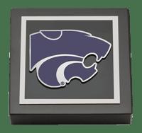 Kansas State University Spirit Medallion Paperweight