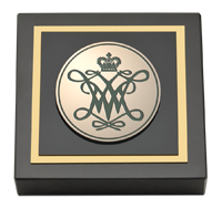 Masterpiece Cypher Logo Medallion Paperweight