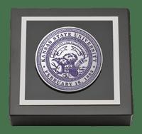 Kansas State University Masterpiece Medallion Paperweight