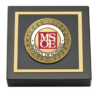 Nursing Seal Masterpiece Medallion Paperweight