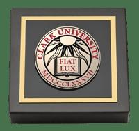 Clark University Masterpiece Medallion Paperweight