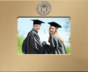 Benedictine University MedallionArt Classics Photo Frame