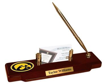 Spirit Medallion Desk Pen Set