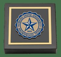 Howard Payne University Masterpiece Medallion Paperweight