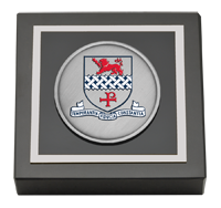 Kent School in Connecticut Masterpiece Medallion Paperweight