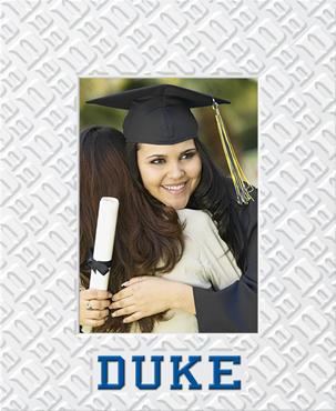 Duke Photo Frame - Spectrum Pattern