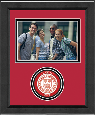 "Lasting Memories Circle Logo ""Class of 2019"" Photo Frame in Arena"