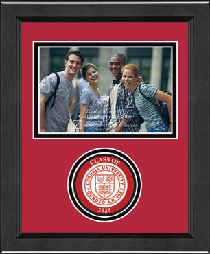 "Lasting Memories Circle Logo ""Class of 2020"" Photo Frame in Arena"