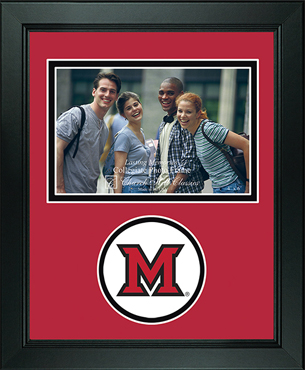 Lasting Memories Circle Logo Photo Frame in Arena