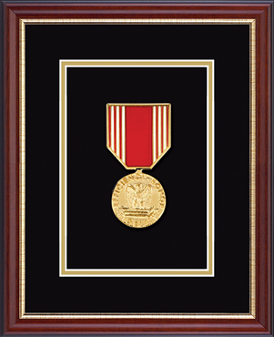 U.S Marine Corps Medallion Presidential Memorial Frame By Veterans