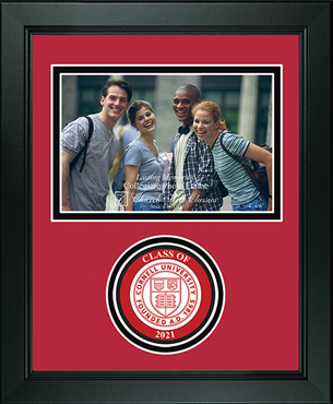 "Lasting Memories Circle Logo ""Class of 2021"" Photo Frame in Arena"