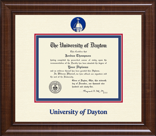 Dimensions Plus Diploma Frame in Prescott