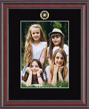 Girl Scout Gold Award Girl Scout Photo Frame in Studio