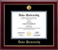 23K Diploma Frame in Gallery