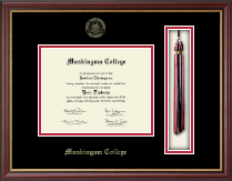 Tassel Edition Diploma Frame in Newport