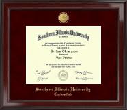23K Medallion Diploma Frame in Encore