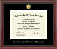 23K Edition Diploma Frame in Signature