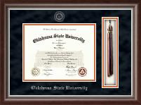 Tassel Edition Diploma Frame in Devonshire