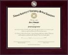 Century Masterpiece Certificate Frame in Cordova