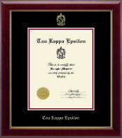 Embossed Certificate Frame in Gallery