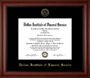 Embossed Diploma Frame in Cambridge