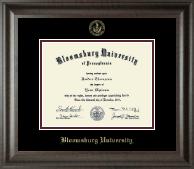 Bloomsburg University Gold Embossed Diploma Frame in Acadia