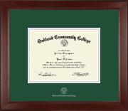 Silver Embossed Diploma Frame in Sierra